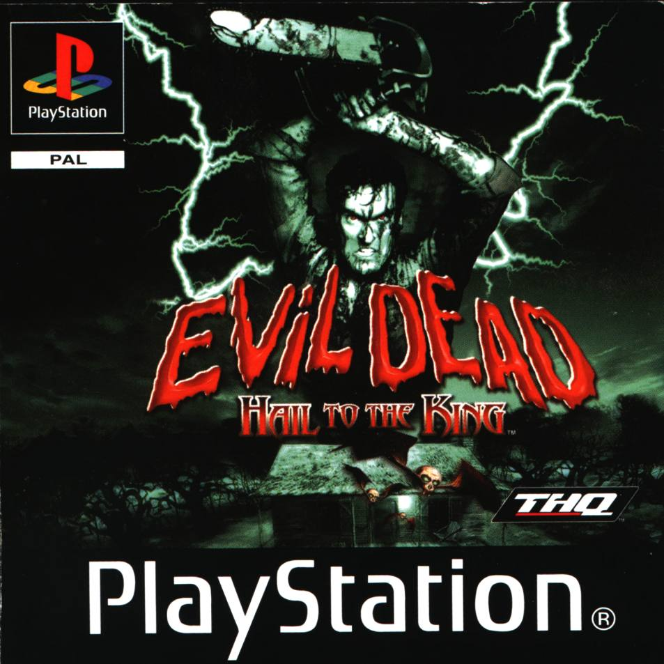 Evil Dead - Hail to the King [NTSC-U] [Disc1of2] ISO < PSX